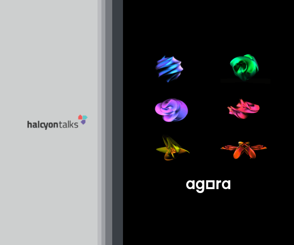Halcyon Talks rebranded to Agora